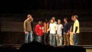 If I Ever Fall In Love Again (A CAPPELLA!?)