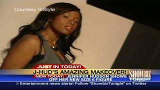 HLN:  Jennifer Hudson gets heat for weight loss