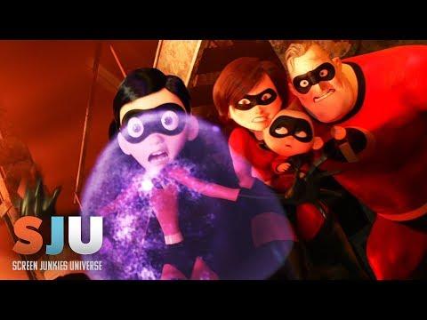 New Incredibles 2 Trailer! Let's Break it Down! - SJU