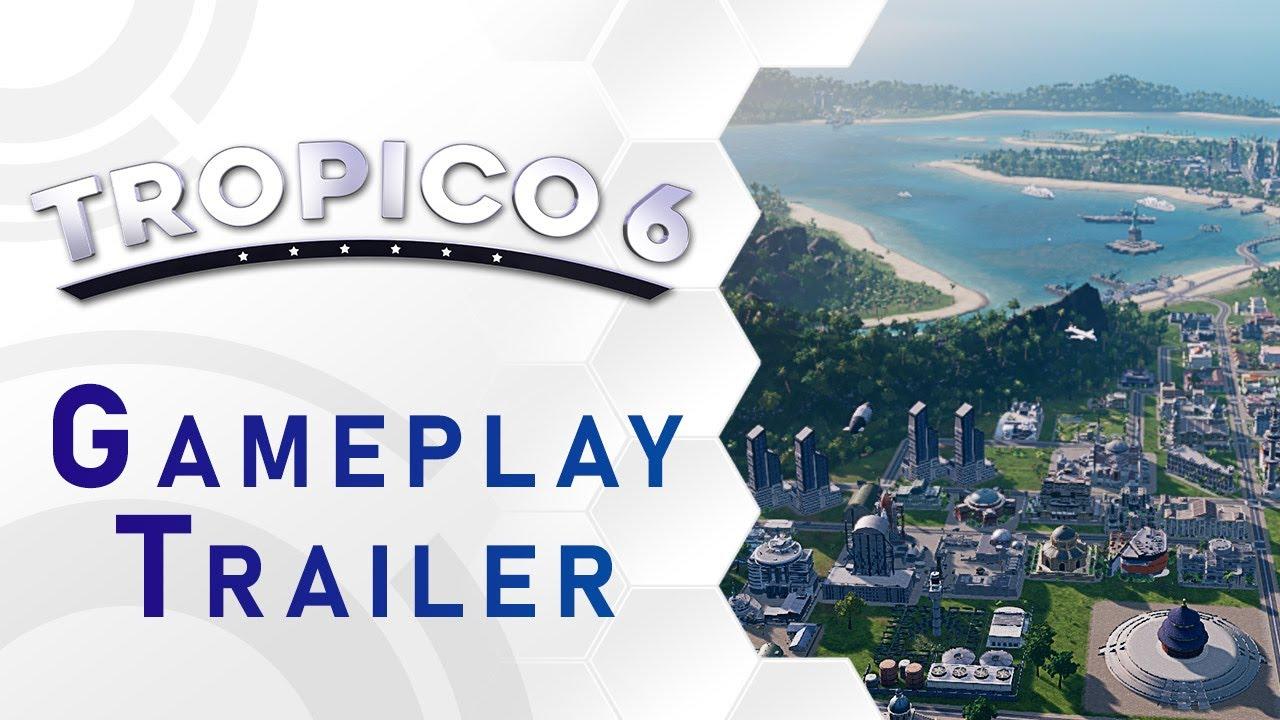 Tropico  Gameplay Trailer Us