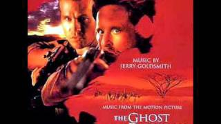 The Ghost and the Darkness - Remingtons Death soundtrack