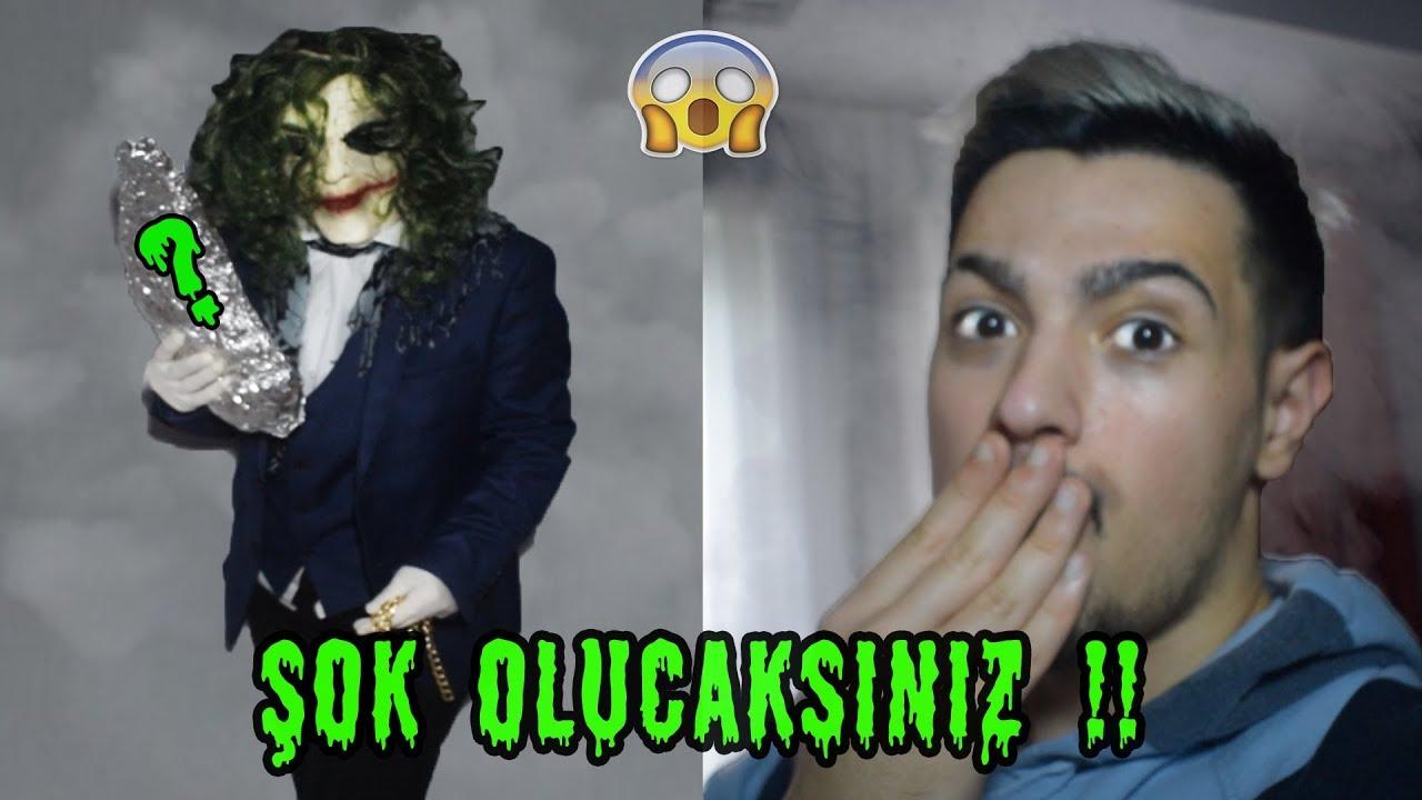 JOKER EVİME ÖYLE BİR ŞEY BIRAKTI Kİ !! (ŞOK OLUCAKSINIZ !!)