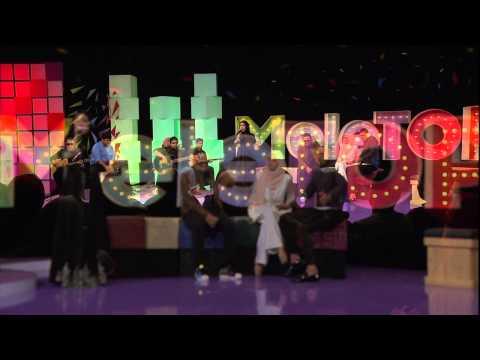 MeleTOP - Persembahan LIVE Tasha Manshahar & RJ 'Terima Kasih Cinta' Ep149 [8.9.2015]