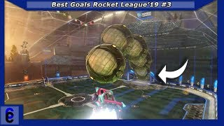 Rocket League Best Goals'19 #3