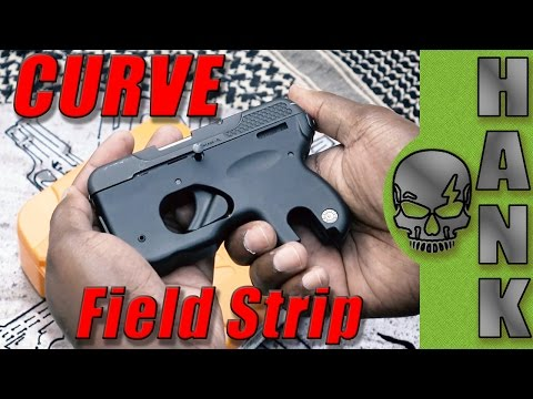 Taurus Curve Takedown and Reassembly