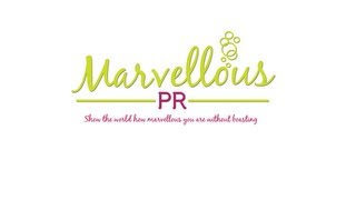Marvellous PR - the only way to tell the world  how marvellous you are without boasting