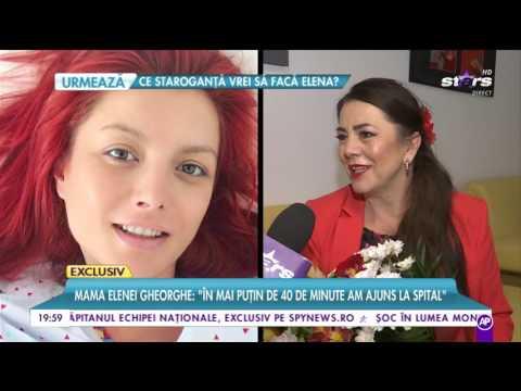 """Elena Gheorghe, mămică înainte de termen. Bunica: """"În mai puțin de 40 de minute am ajuns la spital"""""""
