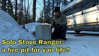 Solo Stove Review – Bonfire, Yukon, And Ranger ... - Solo Stove Ranger Fire Pit