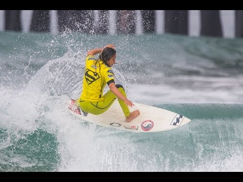 2013 Ford Supergirl Pro Surf TV Show | Champion - Malia Manuel