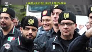 I nostalgici del duce a Predappio - Nemo - Nessuno escluso 02/11/2018