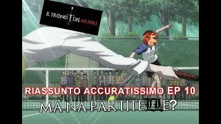 "RECENSIONE DEATH NOTE EPISODIO 10 RIASSUNTO(PFF) ACCURATISSIMO ""MA NA PARTITELLE?"""