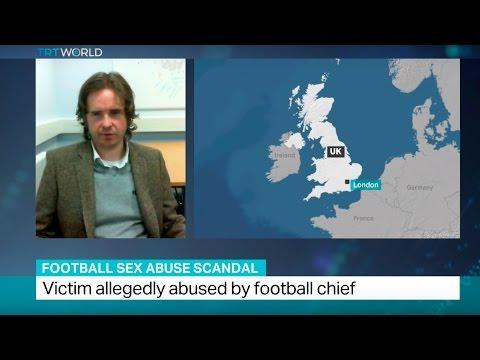 Daniel Rhind on UK football child sex abuse