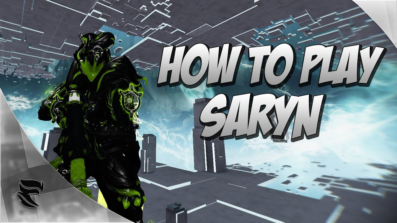 warframe how to get saryn