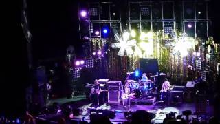 Smashing Pumpkins O2 Manchester Apollo 2011 - Zero, Bullet With Butterfly Wings