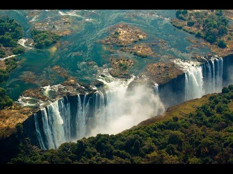 Victoria Şelaleleri | Şeytan Havuzu | Zimbabwe - Afrika