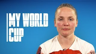 'WE'RE THE UNDERDOGS' | Kim Little | 2019 FIFA Women's World Cup finals