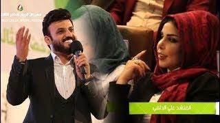 علي الدلفي جنون طالبات جامعه بغداد ؟ !!!😲😲