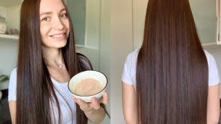 МАСКА ДЛЯ РОСТА ВОЛОС в домашних условиях Как отрастить волосы