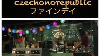 2017.6.2 czechonorepublic 武井さん、マイちゃん、正太郎さんの アコー...