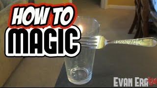 3 EASY Magic Tricks - How To Magic!