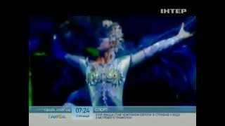 видео На репетиции шоу JOEL Cirque du Soleil