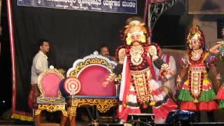 Yakshagana-K Govind Bhat As Janamejaya (3)