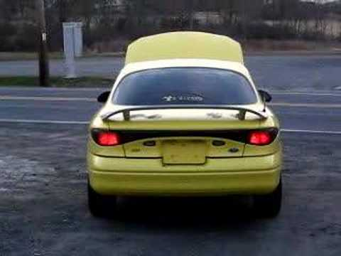 2000 ZX2 S/R for sale on teamzx2 (exhaust) - YouTube