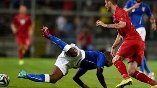 Italy vs Luxembourg (1-1), Highlights - Friendly 4.6.2014