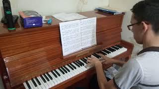 Kerim Gurbannazarow (kesha) tokkato (Durdy bagshy )pianino saz