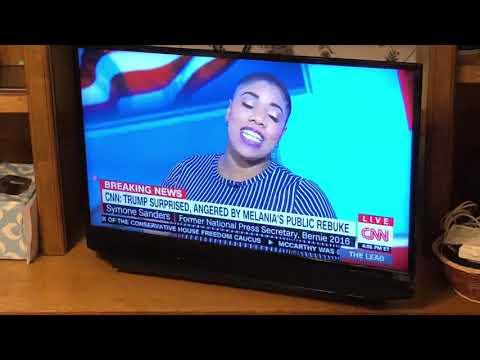 Symone Sanders Says She's Available On CNN