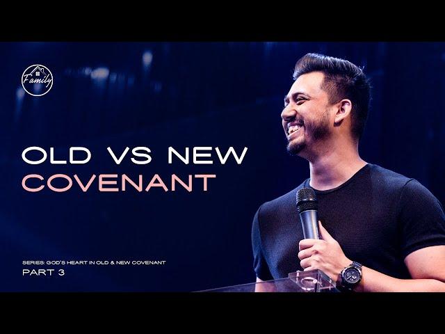 Old vs New Covenant - पुरानी और नयी वाचा में अंतर | Ps. Ankit Sajwan | Folj Church