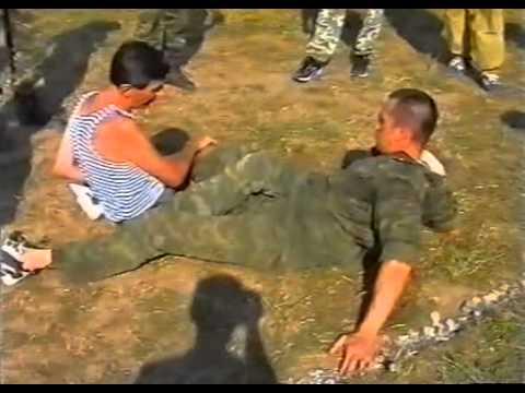 Рукопашный бой спецназа ГРУ. Уличная система боя:техника