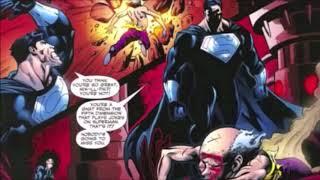 Superman Prime VS  Mr Mxyzptlk