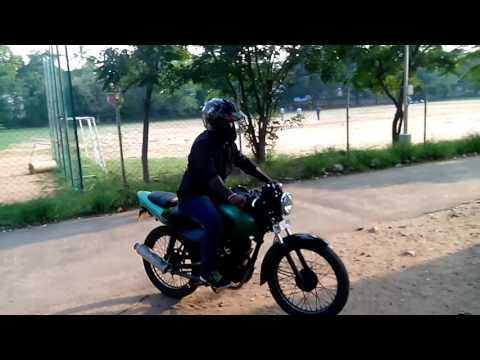 Dsv tamil how to bike stunt