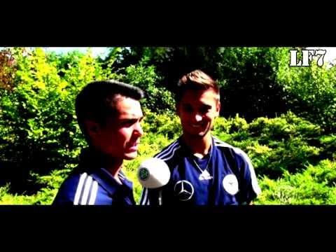 Moritz Leitner & Leonardo Bittencourt - Germany U21 Portait - 04.09.2013 | HD