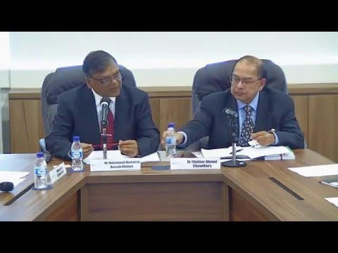 Reforms in Governance and Administration : The Case of Bangladesh - Part 1 (21 Aug 2015)