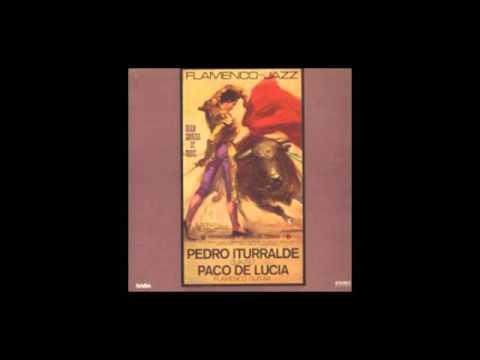 FLAMENCO-JAZZ - Complete LP - Pedro Iturralde Paco De Lucia