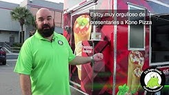 Kono Pizza Pickup Day! - Chef Tony introduction to this Fabulous Concession Trailer