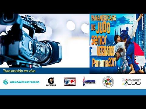 Panamericano de JUDO Panama 2017 -Dia 2 Finales - T-2