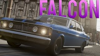 Ford XY Falcon (Drift Build/Tune) - Dialed In | Forza Motorsport 6
