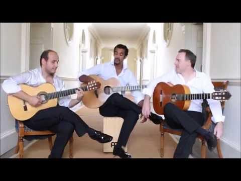 Flamenco Guitar Duo - Cada Vez - UK