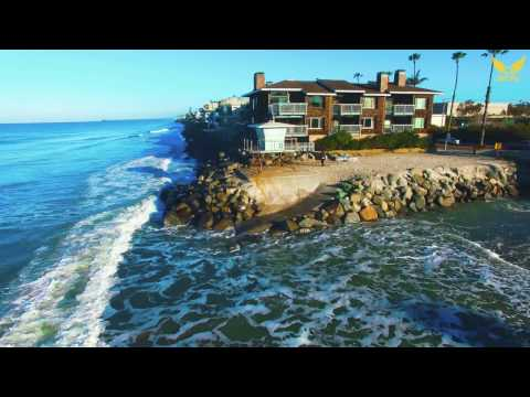 OCEANSIDE California Aerial 4K UHD Video (360fly.video)
