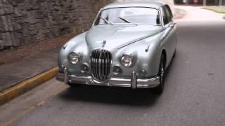 1962 Jaguar MK2 3 8 for sale