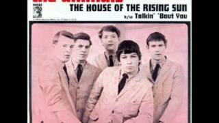 The Animals - House of The Rising Sun (HQ)