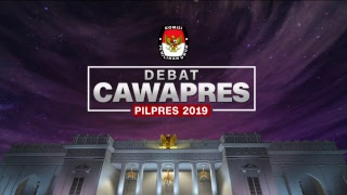 Live Streaming Debat Cawapres 2019