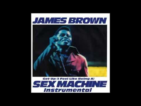 James Brown - Get Up (I Feel Like Being a) Sex Machine stereo instrumental
