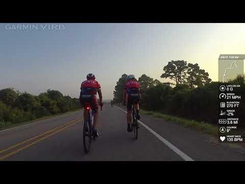 Chapel Hill Ride August 05 2017