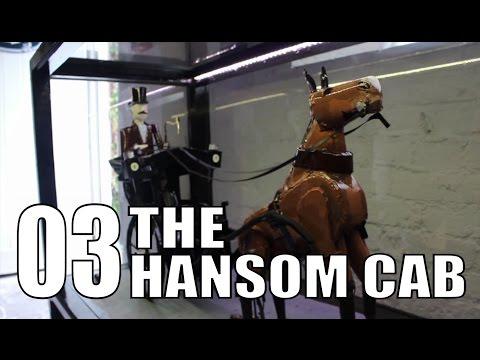 West Midlands Museum Development Donation Box Project 03 THE HANSOM CAB