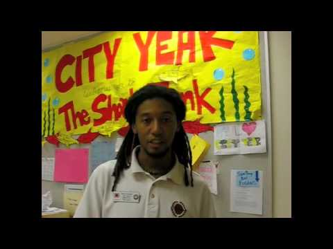 Bert's Take on Applying Early to City Year