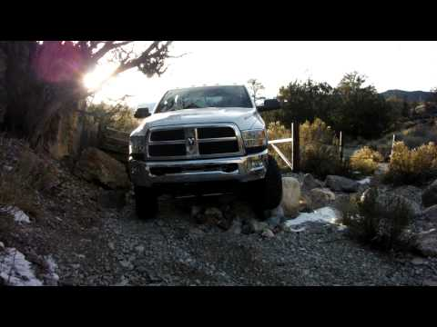 Ram Power Wagon powers through